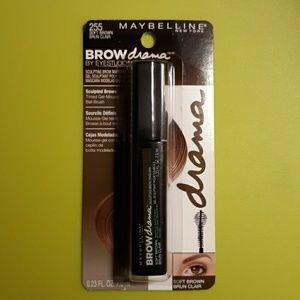 Maybelline Brow Drama Sculpting Brow Mascara